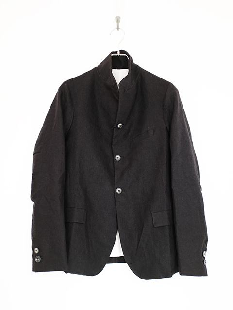 画像1: Bergfabel-バーグファーベル Short Tyrol Jacket BLACK (1)