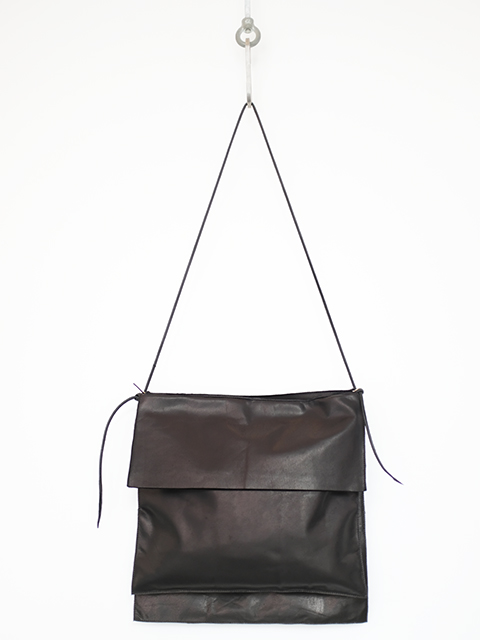 画像1: m.a+-エムエークロス  SMALL Double Square Bag (1)
