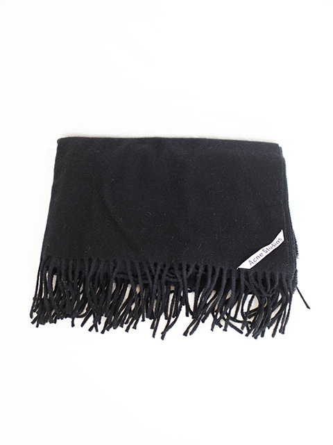 画像1: 【Acne Studios】CANADA CASH  NEW  BLACK (1)