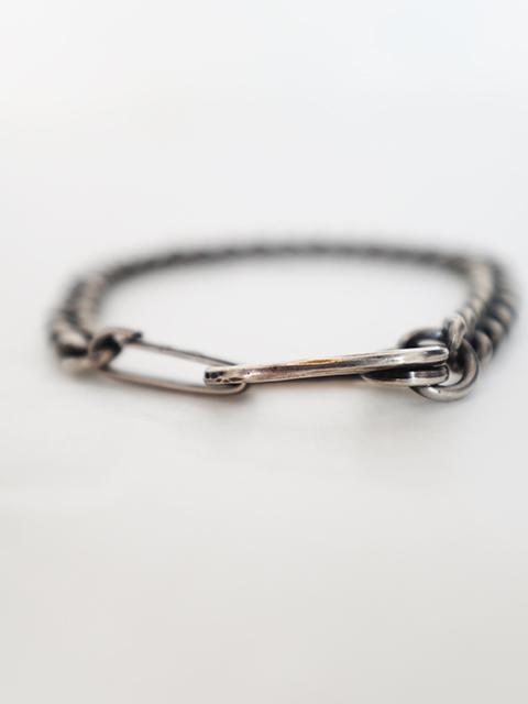 画像1: WERKSTATT:MUNCHEN-ワークスタットミュンヘン Bracelet curl  (1)