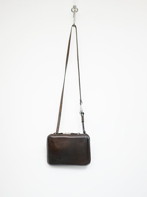 画像1: CECCHI DE ROSSI-チェッキ デ ロッシ Armor Belt Bag MIX BLACK (1)