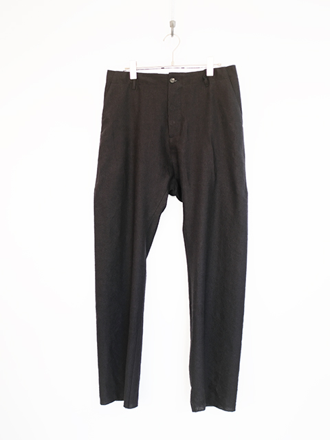 画像1: Bergfabel-バーグファーベル Large tyrol pants BLACK  (1)