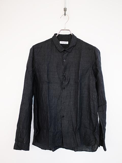 画像1: Bergfabel-バーグファーベル Large tyrol shirts chacoal (1)