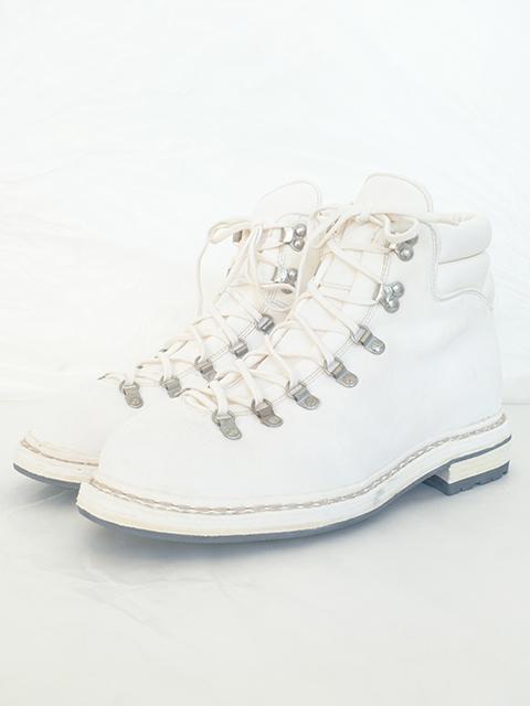 画像1: GUIDI-グイディ HIKING BOOTS WHITE (1)