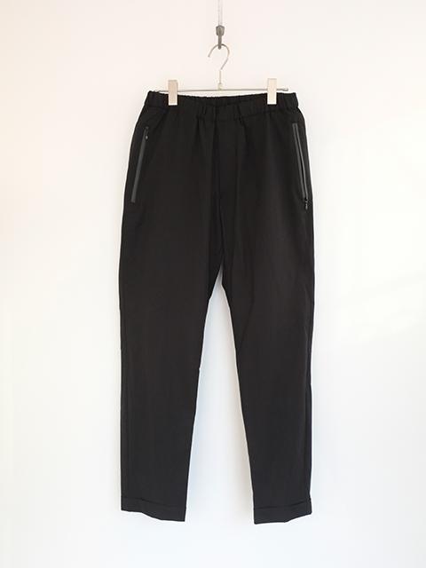 画像1: DESCENT-デサント PACKABLE PANTS BLACK (1)