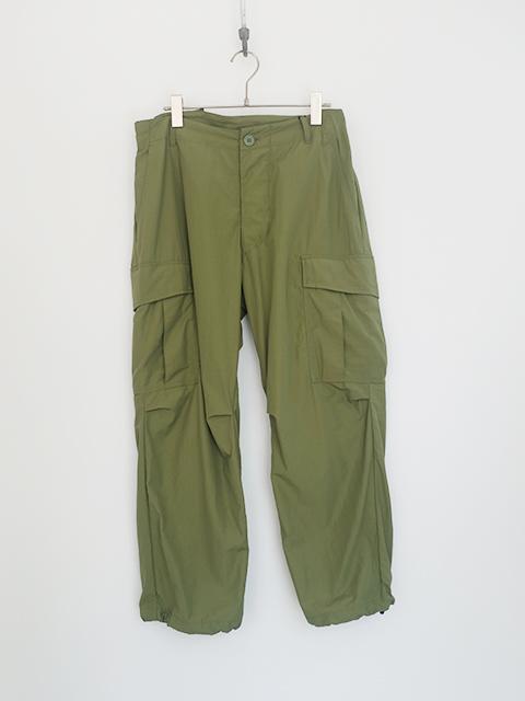 画像1: DESCENT-デサント ddd Cargo Pants OLIVE (1)
