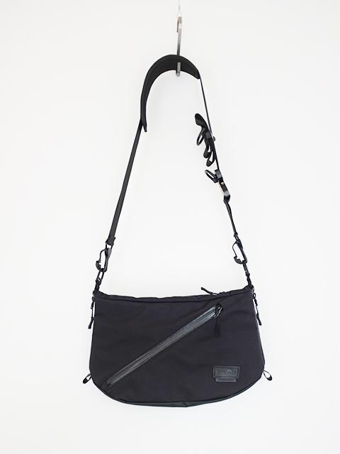 画像1: bagjack-バッグジャック Sniper Bag BLACK (1)