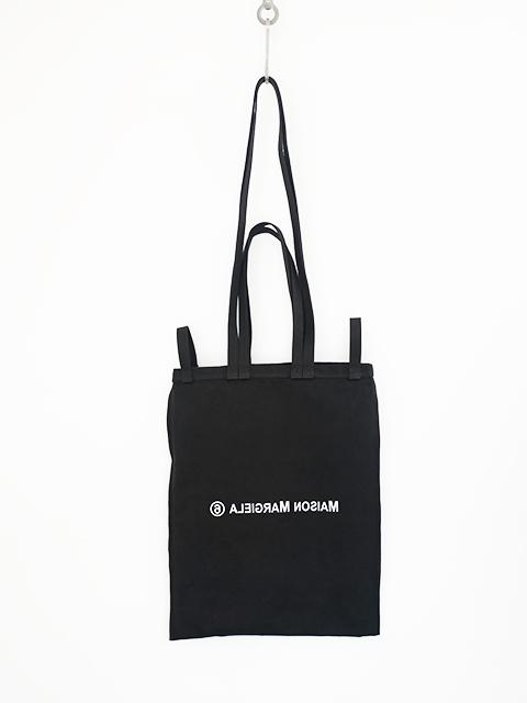 画像1: 【MM(6)-エムエムシックス 】 SHOPPING BAG LARGE BLACK (1)