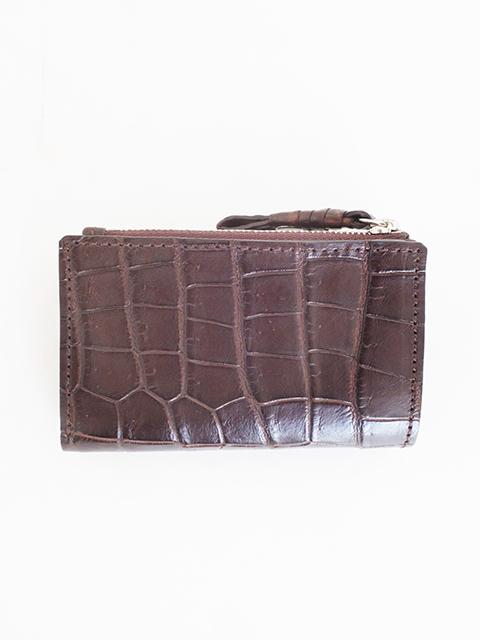 画像1: cornelian taurus by daisuke iwanaga-コーネリアンタウラス バイ ダイスケ イワナガ connect wallet  BROWN (1)