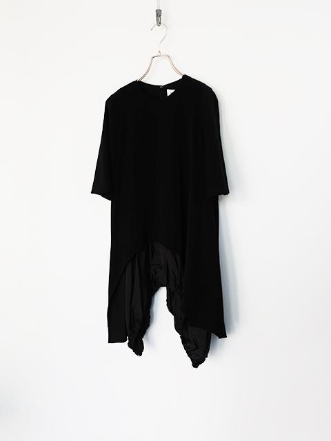 画像1: 【ENFOLD-エンフォルド】BALOON TOP BLACK (1)