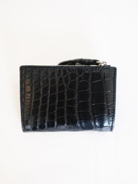 画像1: cornelian taurus by daisuke iwanaga-コーネリアンタウラス バイ ダイスケ イワナガ connect wallet  crocodile BLACK (1)